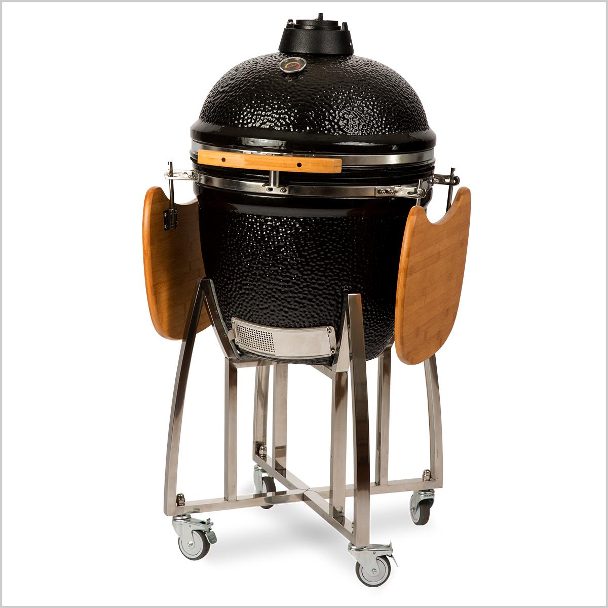 Patton Kamado 21 Inch.Auplex Kamado Large 21 Inch Keramische Barbecue