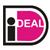 Wij gebruiken IDeal voor een veilige betaling
